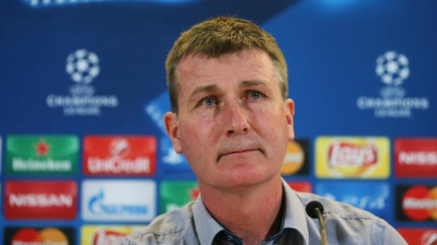 Stephen Kenny believes Dundalk's Champions League run will give hope to European minnows