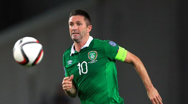 Republic of Ireland skipper Robbie Keane has announced his retirement from international football