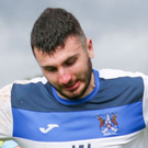 Big impact: Joe McKinney has helped shoot Ards to the top of the table