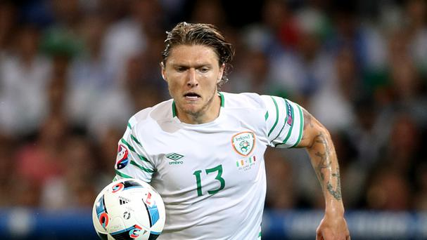 Republic of Ireland midfielder Jeff Hendrick has been linked with a move to Hull
