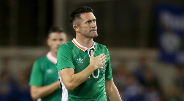 Republic of Ireland skipper Robbie Keane retired from international football with 146 caps and 68 goals