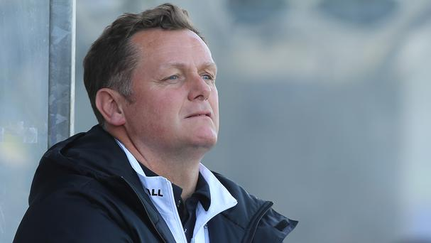 Jim Magilton's side are still waiting for their first win of the campaign