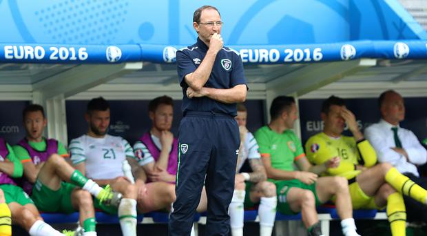 Republic of Ireland manager Martin O'Neill is preparing for a long haul on the road to the 2018 World Cup finals
