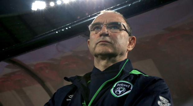 Republic of Ireland manager Martin O'Neill claimed his side deserved their point in Serbia