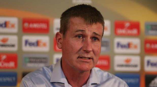 Stephen Kenny is relishing another European night