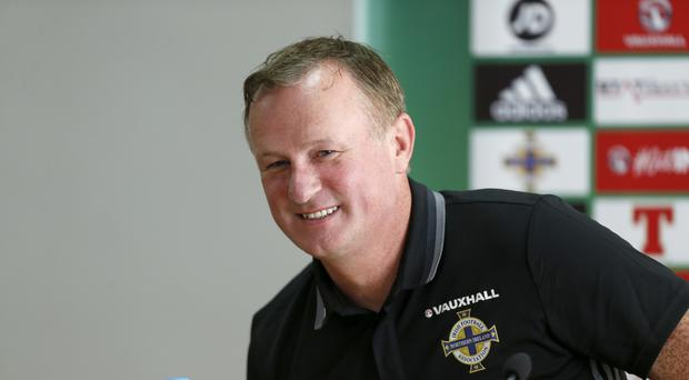 Michael O'Neill is excited about Northern Ireland's fixture with Croatia