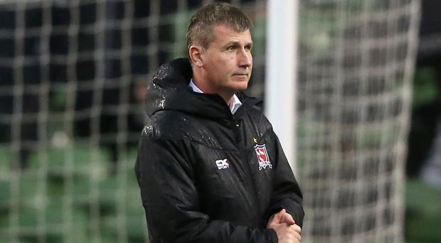 Dundalk manager Stephen Kenny
