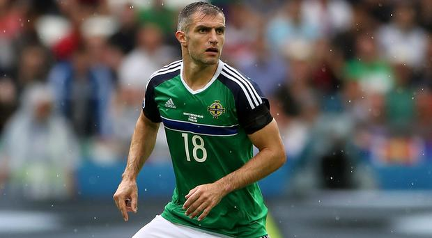 Aaron Hughes is now playing in the Indian Super League