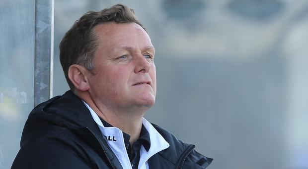 Jim Magilton's side host France in their final fixture on Tuesday
