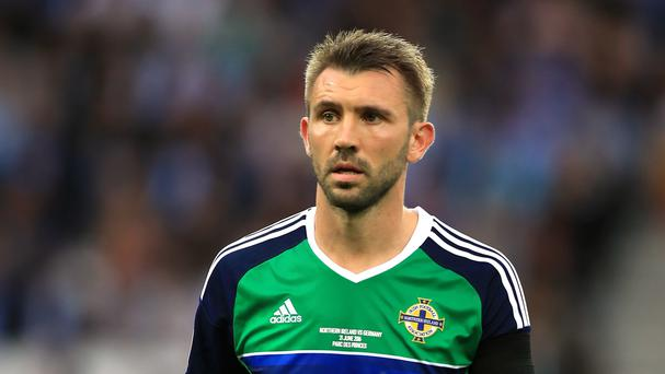 Gareth McAuley just wants Northern Ireland to focus on winning this weekend