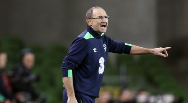Martin O'Neill acknowledged his team's performance was below par against Georgia