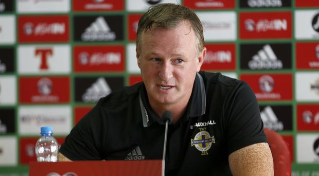 Michael O'Neill's Northern Ireland entertain San Marino prior to visiting Germany