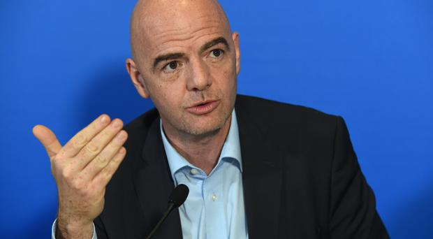 Gianni Infantino believes the home nations' long histories have to be protected