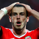 Missed chance: Gcareth Bale reflects on a disappointing draw for Wales