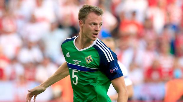 Jonny Evans was in awe of Germany at Euro 2016