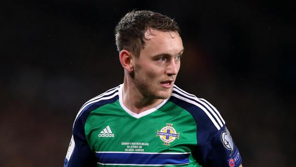 Lee Hodson won a recall to Northern Ireland's starting line-up on Tuesday night