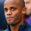 Right track: Vincent Kompany says City can regain their form