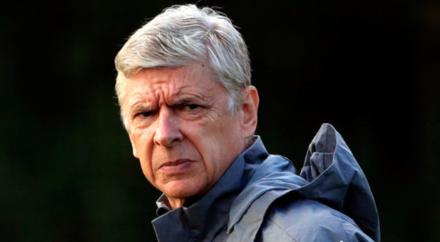 No let-up: Arsene Wenger is determined to taste success