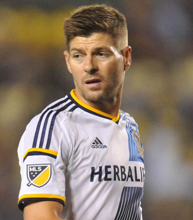 Final furlong: Steven Gerrard's US odyssey could be set to end
