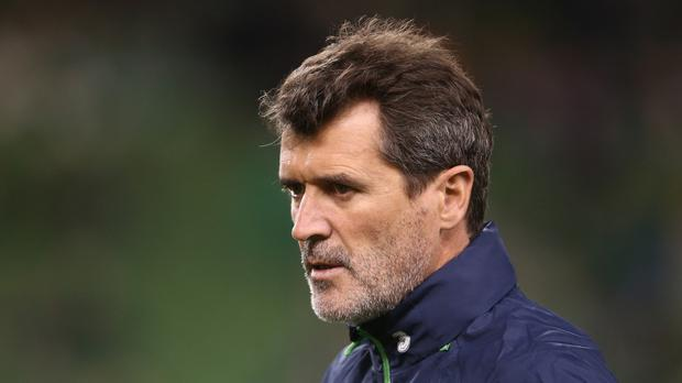Republic of Ireland assistant manager Roy Keane is putting the row over shirt symbols to one side to focus on the trip to Austria