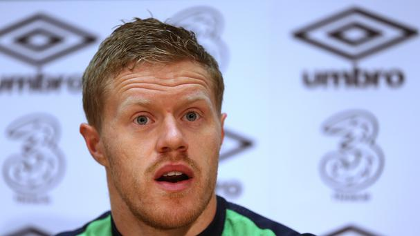 Dundalk's Daryl Horgan has been called up to the Republic of Ireland squad