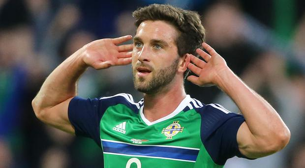 Will Grigg has scored six goals this season with Wigan