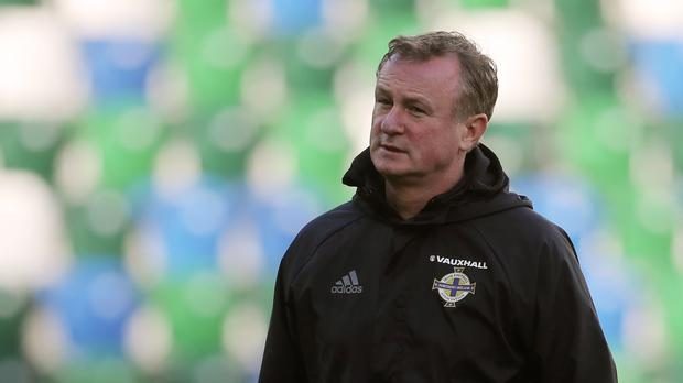 Michael O'Neill believes Azerbaijan can finish second in their group