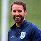 In charge: Gareth Southgate will get nod for top job today