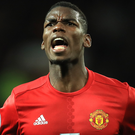 Leading man: Paul Pogba has hit top form for United