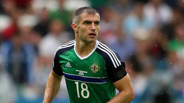The Northern Ireland defender is excited about his Tynecastle career