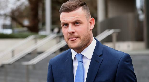Anthony Stokes appeared at Dublin's Circuit Criminal Court on Wednesday