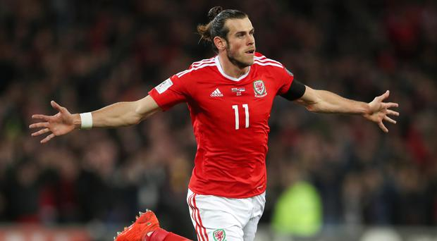 Gareth Bale plans to shake off recent club problems at Real Madrid when on international duty for Wales