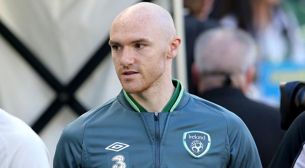 Conor Sammon has not played for the Republic of Ireland since 2013