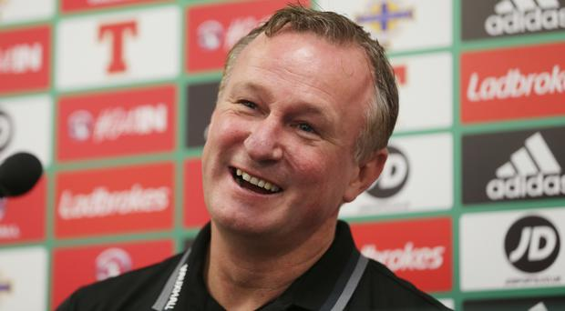 Michael O'Neill's squad have jumped nine places in the rankings.