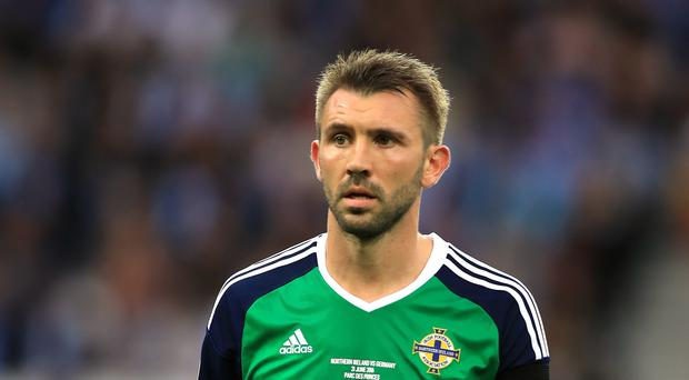 Gareth McAuley feared the worst when he picked up an injury for Northern Ireland on Sunday