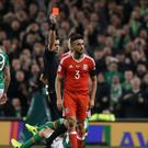 FIFA is understood to have opened disciplinary proceedings against Wales defender Neil Taylor