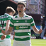 Flourishing: Kieran Tierney has shone for Celtic this season