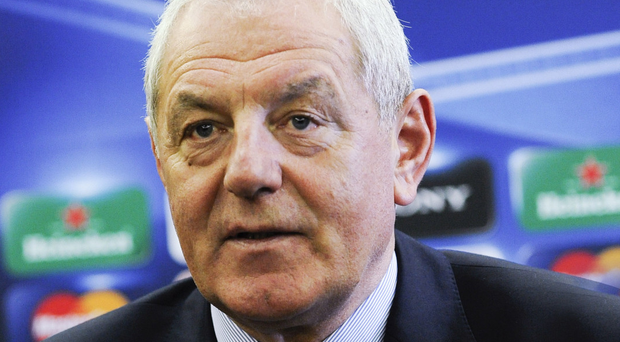 Backing: Former Rangers manager Walter Smith
