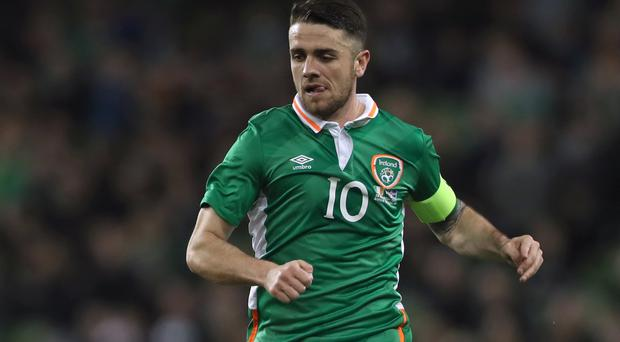 Republic of Ireland midfielder Robbie Brady is desperate to make up for lost time