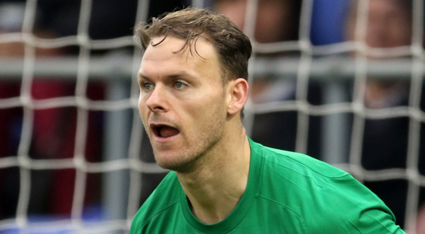 Trevor Carson wants Northern Ireland honours