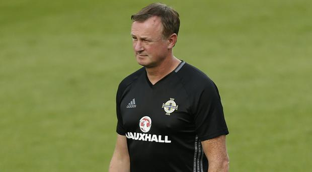 Michael O'Neill's Northern Ireland visit baking Baku this weekend