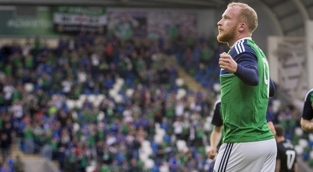 Azerbaijan 0-1 Northern Ireland