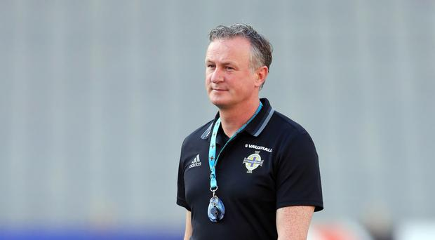 Michael O'Neill has led Northern Ireland to their highest ever world ranking