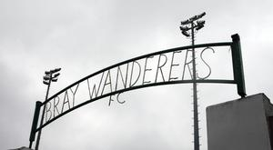 Bray Wanderers' new interim chairman has released a bizarre statement