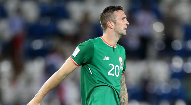 Shane Duffy's early goal could not secure victory for the Republic of Ireland