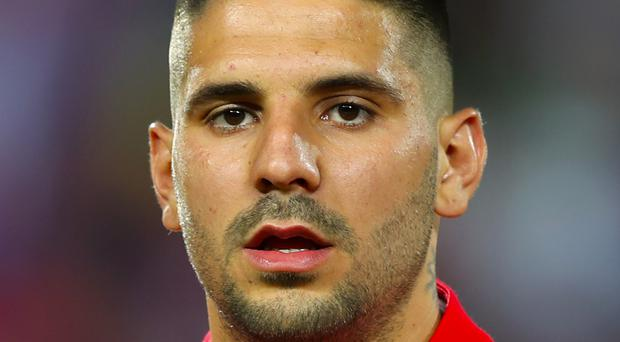 Aleksandar Mitrovic is Serbia's main goal threat