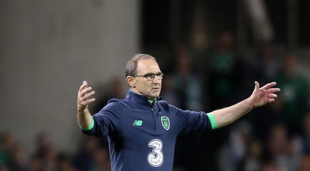 Martin O'Neill wants to see the Republic of Ireland qualify for the World Cup for Seamus Coleman