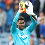 Happy: Wes Foderingham has signed a contract extension