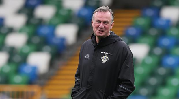 Michael O'Neill insists Germany are not flawless