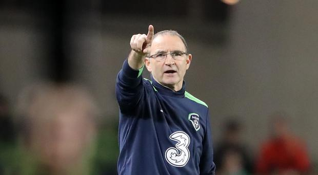 Martin O'Neill's current deal is due to expire once the fate of Ireland's bid to make it to Russia is confirmed
